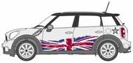 Hasegawa  1/24 Mini Cooper S Countryman ALL4 Union Jack 4-Door Car - Pre-Order Item HSG20532