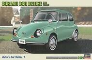 Hasegawa  1/24 1968 Subaru 360 Deluxe Car - Pre-Order Item HSG21107