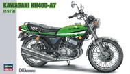 Hasegawa  1/12 Kawasaki KH400A7 Motorcycle (New Tool) HSG21506