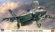 F-35 Lightning II B Version Beast Mode Fighter (Ltd Edition) #HSG2306