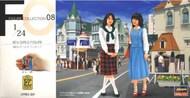 1980s Style Girl Figures (2) - Pre-Order Item #HSG29108