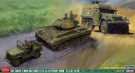 JGSDF M24 Chaffee Tank, M3A1 Halftrack & 1/4-Ton 4x4 Utility Truck (3 Kits) (Ltd Edition) #HSG30056