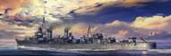 Hasegawa  1/700 IJN Asashio Destroyer (New Tool) HSG49463