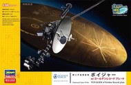 Unmanned Space Probe Voyager with Golden Record Plate #HSG52206