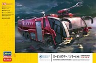 Hasegawa  1/72 Rosenbauer Panther 6x6 Airport Crash Tender (Ltd Edition) HSG52235