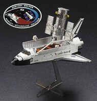Hasegawa  1/200 Hubble Space Telescope & Space Shuttle Orbiter with Astronauts HSG52255