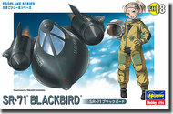 Hasegawa  misc Egg Plane SR-71 Blackbird HSG60128