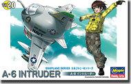 Hasegawa  misc Egg Plane A-6 Intruder HSG60130