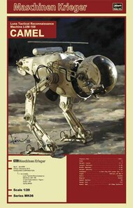 Hasegawa  1/20 LUM-168 Camel - Maschinen Krieger HSG64006