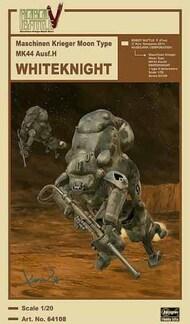 Hasegawa  1/20 Robot Battle V: Maschinen Krieger Type Mk44 AusfH Whiteknight (Ltd Edition) HSG64108