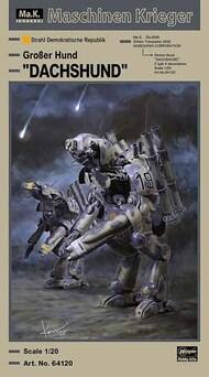 Hasegawa  1/20 Machinen Krieger Grober Hund HSG64120