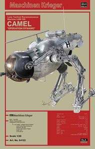Hasegawa  1/20 LUM-168 Camel 'Operation Dynamo' - Maschinen Krieger HSG64122
