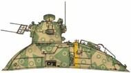 Maschinen Krieger P.K.H. 103 Nutcracker Wald Geist Crewless Hover Tank (Ltd Edition) - Pre-Order Item* #HSG64124