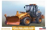 Hasegawa  1/35 Hitachi ZW100-6 Multi-Plow (Snowplow) Construction Machinery HSG66102