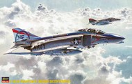 F-4B/N Phantom II Fighter w/one-pc Canopy (Re-Issue) #HSG7210