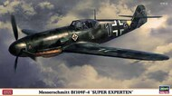 Collection - Messerschmitt Bf.109F-4 Super Experten #HSG7379