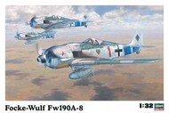 Hasegawa  1/32 Collection - Collection - Focke-Wulf Fw.190A-8 HSG8071