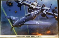 "Hasegawa  1/32 Collection - Messerschmitt Bf.109E ""Night Fighter"" Limited HSG8178"