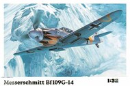 Messerschmitt Bf.109G-14 Fighter (Re-Issue) #HSG8868