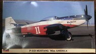 Hasegawa  1/48 Collection - P-51D Mustang 'Miss America' HSG9350