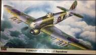 Hasegawa  1/48 Collection - Typhoon Mk.IB 'No. 137 Squadron' HSG9379