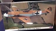 Collection - Messerschmitt Bf.109G-2 Trop Black 6 #HSG9499