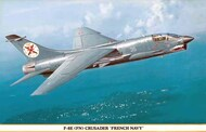 F-8E (FN) Crusader French Navy Fighter (Ltd Edition) #HSG9514