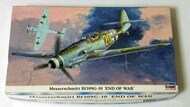 Collection - Messerschmitt Bf.109G-10 End of War #HSG9742
