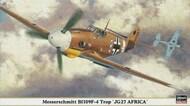 Collection - Messerschmitt Bf.109F-4 Trop JG-27 Africa #HSG9804