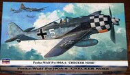 Collection - Focke-Wulf Fw.190A-6 Checker Nose #HSG9812