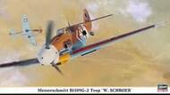 Collection - Messerschmitt Bf.109G-2 Trop w. Schorer #HSG9853