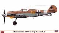 Collection - Messerschmitt Bf.109G-2 Trop Marseille #HSG9952