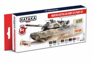 Hataka Hobby  Hataka Red Line Modern Australian Army AFV paint set HTKAS108