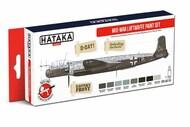 Hataka Hobby  Hataka Red Line Mid-War Luftwaffe paint set RED LINE HTKAS110