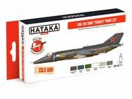 Hataka Hobby  Hataka Red Line Yakovlev Yak-38/Yak-38M 'Forger' standard colours HTKAS111