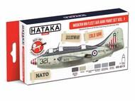 Hataka Hobby  Hataka Red Line Modern Royal Navy Fleet Air Arm set 1 HTKAS113