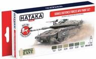 Red Line (Airbrush-Dedicated): Israeli Defence Forces AFV paint set* #HTKAS114