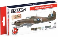 Red Line (Airbrush-Dedicated): RAF South-East Asia paint set* #HTKAS115