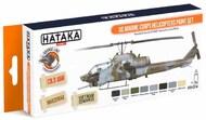 Hataka Hobby  Hataka Orange Line Set US Marine Corps Helicopters HTKCS014