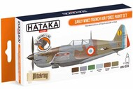 Hataka Hobby  Hataka Orange Line Set Early WW2 French Air Force HTKCS016