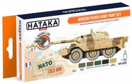 Hataka Hobby  Hataka Orange Line Set Modern French Army HTKCS025
