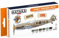 Hataka Hobby  Hataka Orange Line Set Luftwaffe Legion Condor HTKCS032