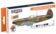 Hataka Hobby  Hataka Orange Line Set Early WW2 Soviet Air Force HTKCS033