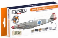 Hataka Hobby  Hataka Orange Line Set Israeli Air Force (Early Period) HTKCS034