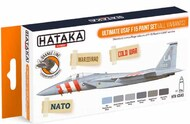 Hataka Hobby  Hataka Orange Line Set Ultimate USAF F-15 Eagle Set (All Variants) HTKCS043