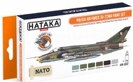 Hataka Hobby  Hataka Orange Line Set Polish Air Force Su-22M HTKCS047