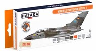 Hataka Hobby  Hataka Orange Line Set Modern Luftwaffe Volume 1 HTKCS048