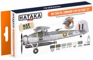 Hataka Hobby  Hataka Orange Line Set RAF Coastal Command & RN FAA HTKCS049