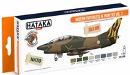 Hataka Hobby  Hataka Orange Line Set Modern Portuguese Air Force Volume 1 HTKCS060