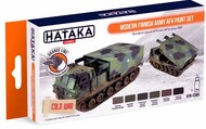 Hataka Hobby  Hataka Orange Line Set Modern Finnish Army AFV HTKCS065
